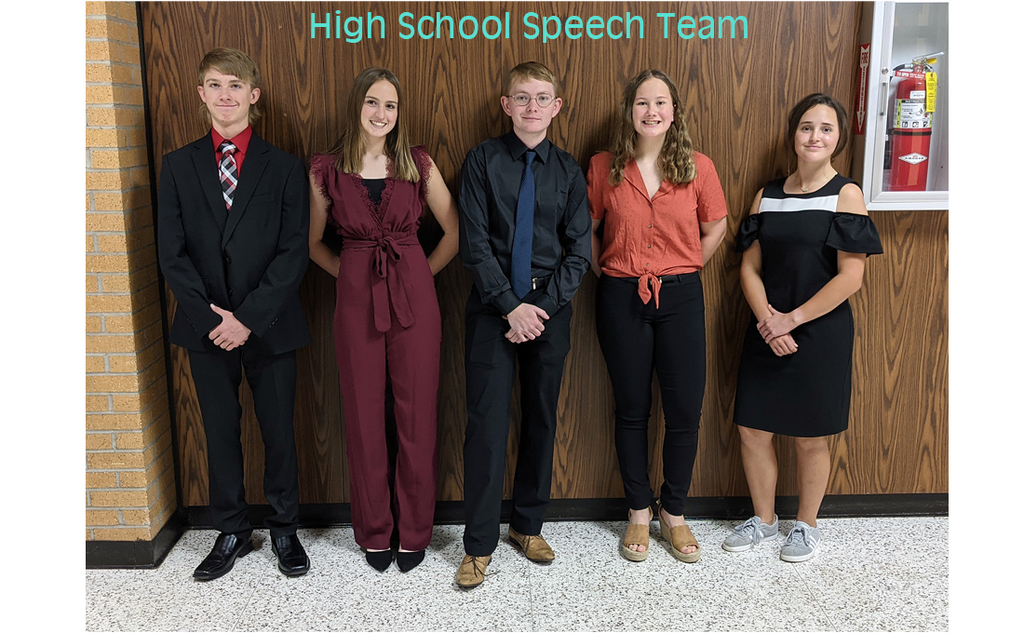 High School Speech Team